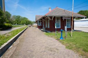 Granville Train Station